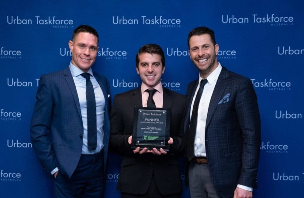 2018 Urban TaskForce Australia Development Excellence Awards