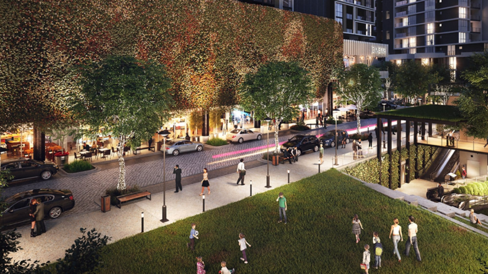 $600m South City Square Precinct Receives Masterplan Approval, Signifying Regeneration of Woolloongabba