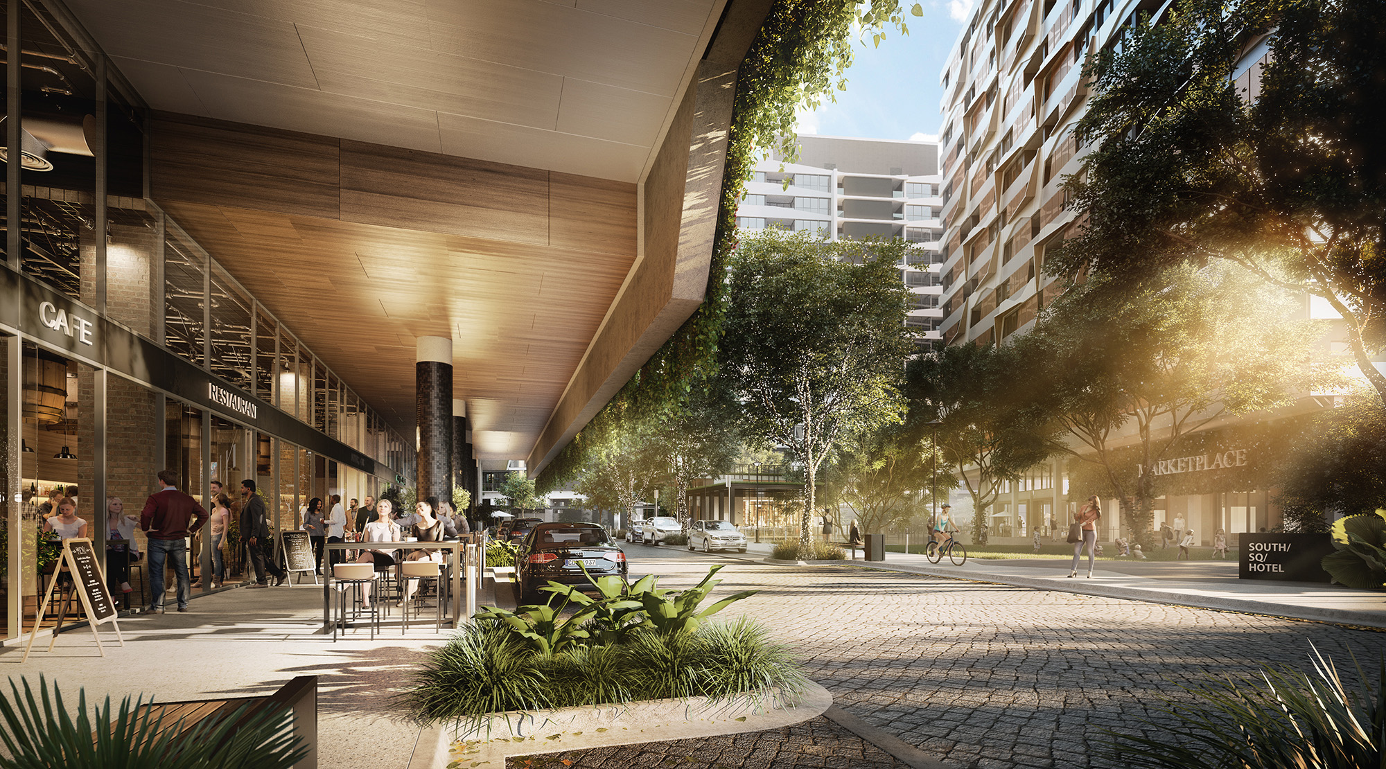 South City Square Achieves $190m Worth of Sales